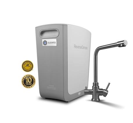 Bluewater Cleone™ najlepszy filtr do wody. Model 2021. New PCBA. Zestaw z baterią dwuobwodową. (1)